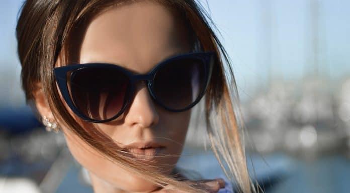 Очила според формата на лицето