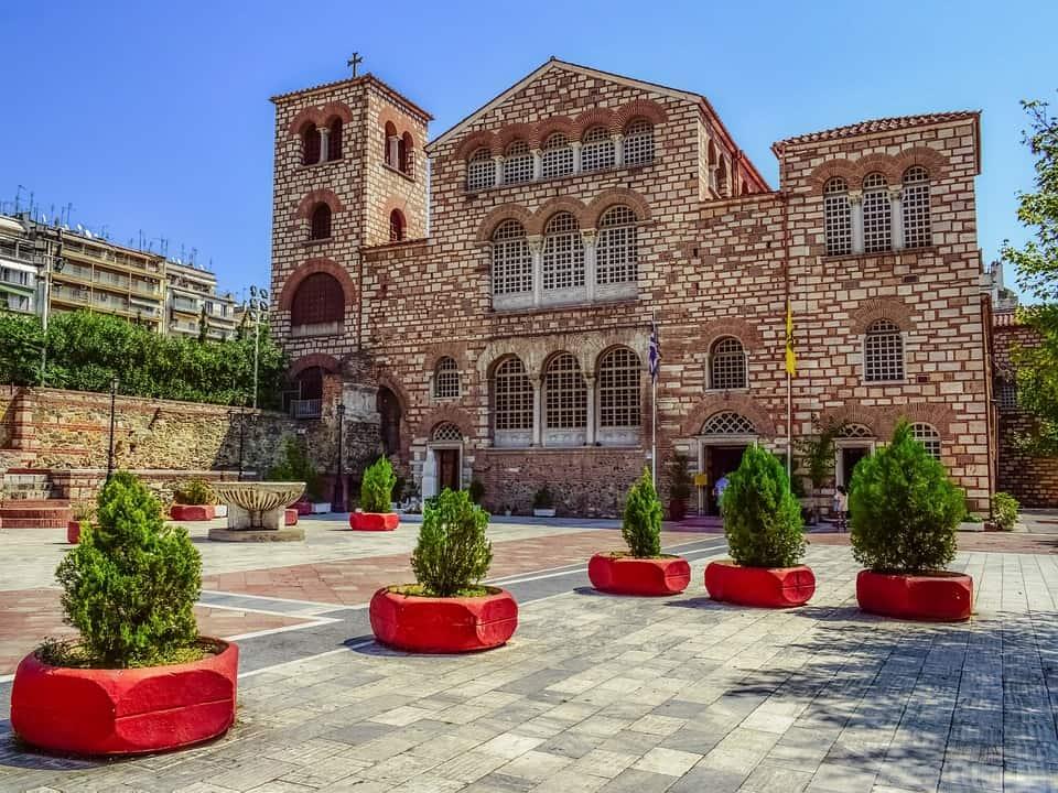 Солун Църква Свети Димитър