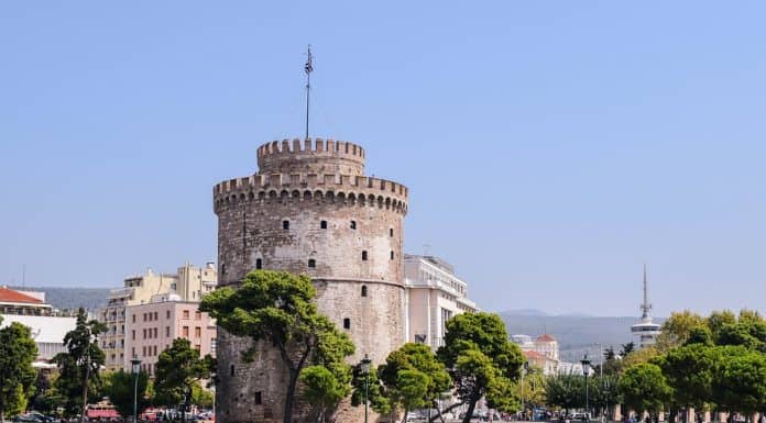Кулата в Солун