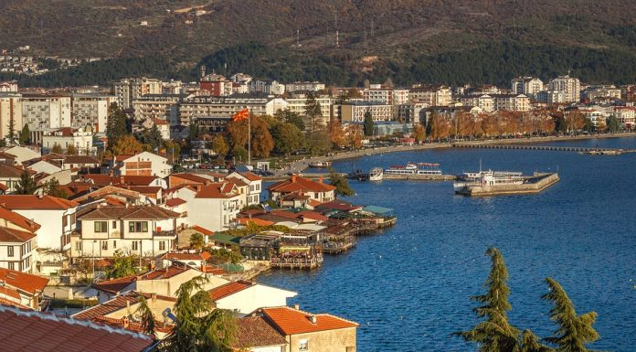 Гледка Охрид