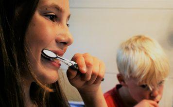 Не забравяйте да измиете зъбите