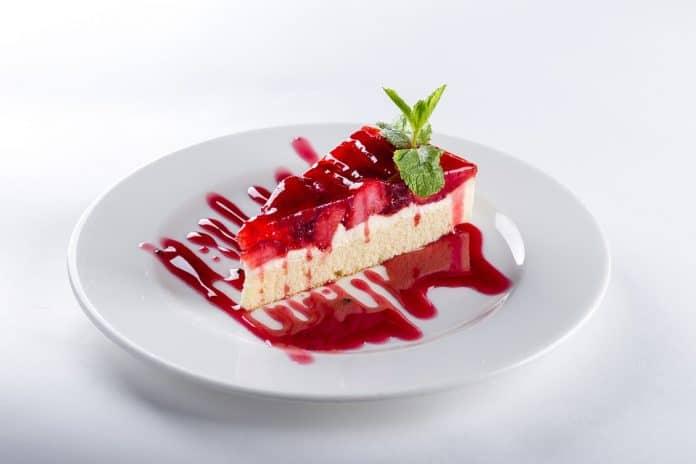 Мармаладена торта
