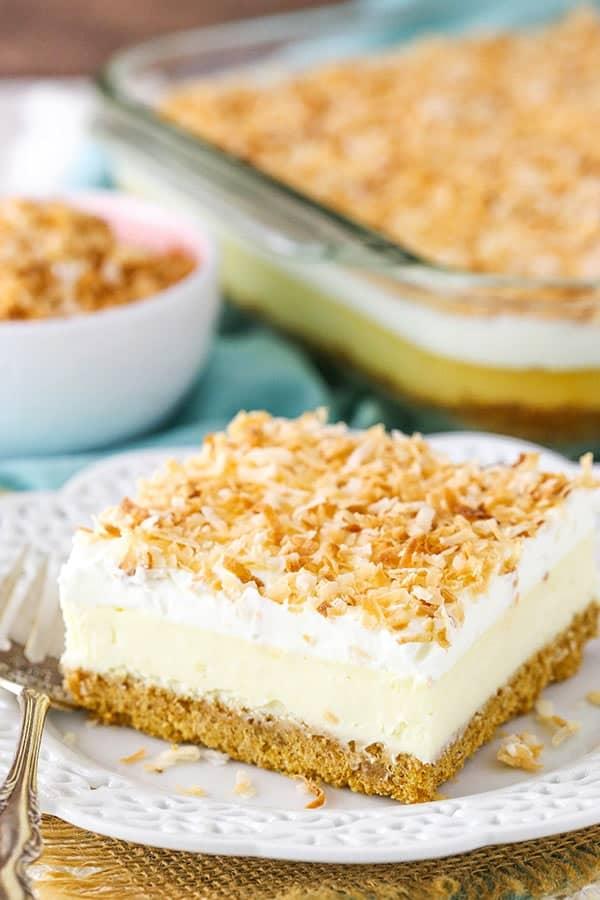 Десерт торта