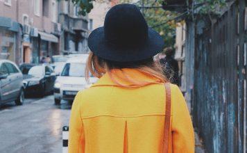 Жълто и оранжево за зимата