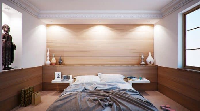 декорация на спалня