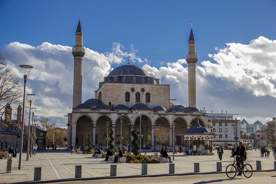 забележителности в Одрин Селим джамия