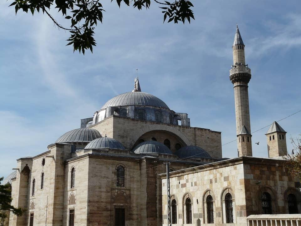 забележителности в Одрин Селимие джамия