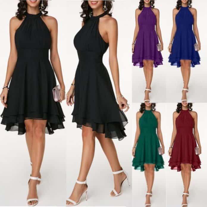 летни официални рокли