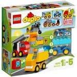 LEGO® DUPLO® Моите първи коли и камиони 10816