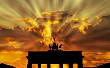 Бранденбургската врата Берлин