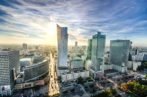 Модерна Варшава