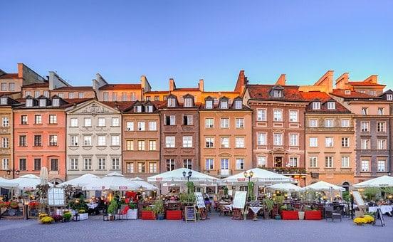 Варшава - Старият град