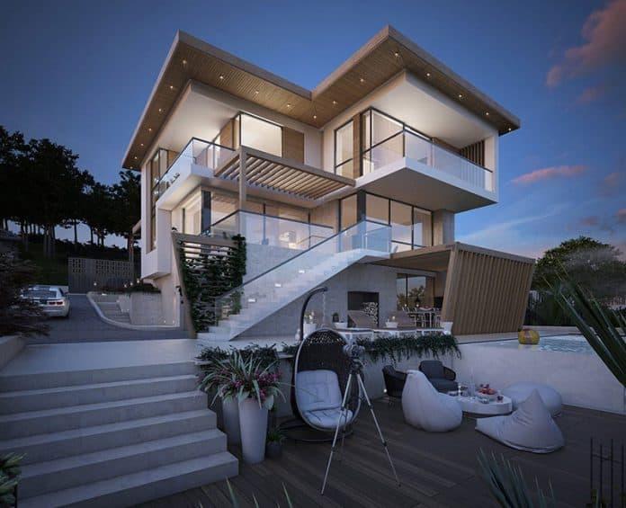уникална къща