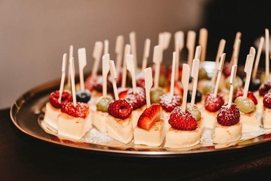 десерти сватба