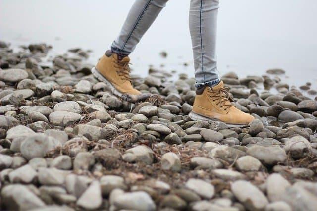 обувки за преход в планината