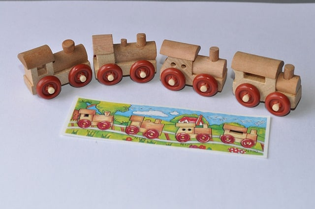 детски дървени играчки