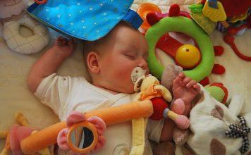 Спокоен сън за бебе