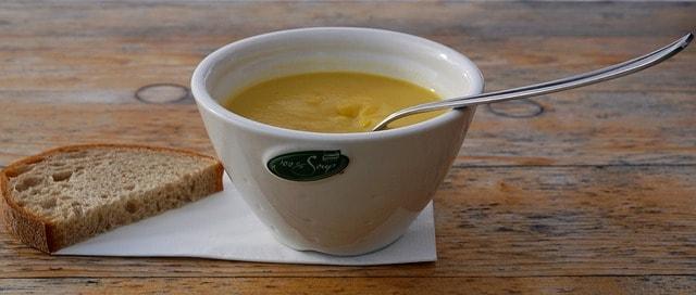тиквена супа рецепта