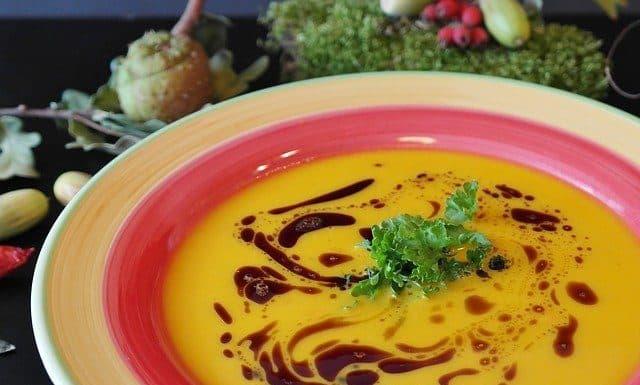вкусна тиквена супа