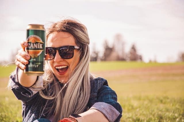 жените и бирата