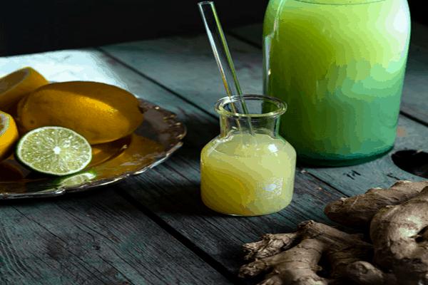 Джинджифилов сок